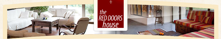The Red Doors House - Entertainment