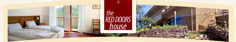 The Red Doors House - Location